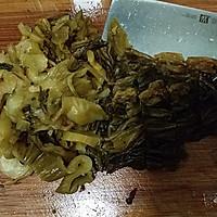 酸菜鱼#舌尖上的外婆香#的做法图解2