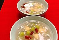 桂花酒酿小圆子/汤圆的做法
