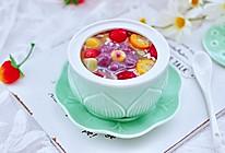 #一道菜表白豆果美食#金桔圆子酒酿羹的做法