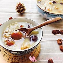 桂圆红枣粥