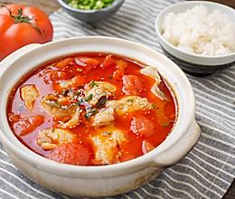 日食记丨番茄鱼的做法