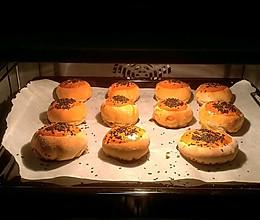 烤箱版肉烧饼的做法