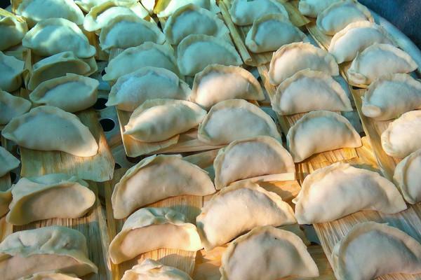 驴肉蒸饺的做法