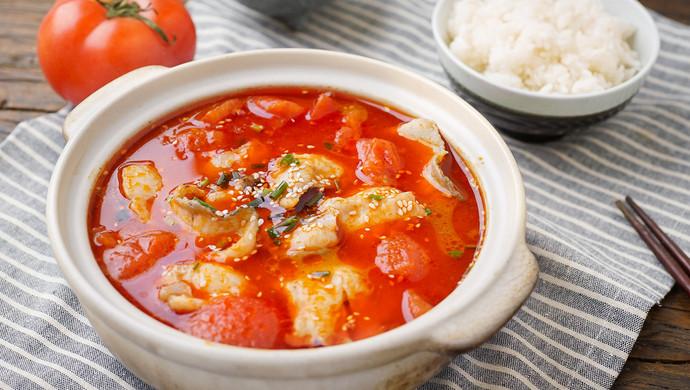 日食记丨番茄鱼