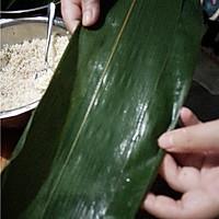 菜鸟也能包粽子:五香鲜肉粽的做法图解4