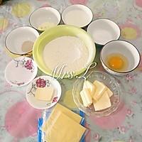 奶酪金砖吐司手撕面包香浓芝士味~超详细做法的做法图解1