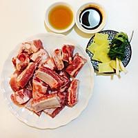 红烧排骨-家常菜的做法图解1