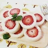 「早餐」草莓三明治