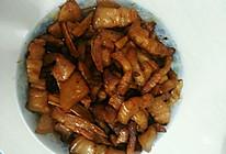 炒五花肉的做法