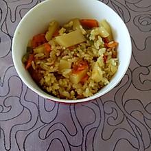 #懒人快手午饭#咖喱土豆饭