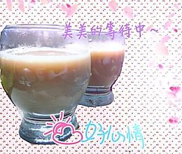 阿萨姆奶茶果冻布丁的做法