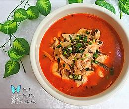 酸汤鱼片,肉嫩汤鲜,酸辣过瘾的下饭菜的做法
