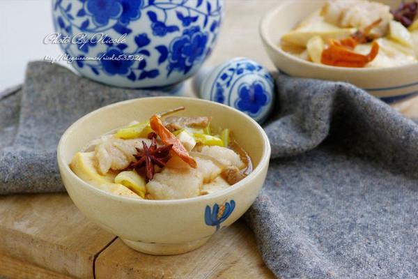 老汤炖豆腐的做法