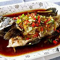 清蒸石斑鱼(适用于各种清蒸鱼)的做法图解21