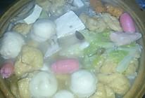骨汤砂锅的做法