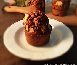 #下午茶#巧克力马芬蛋糕的做法