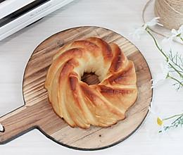 #入秋滋补正当时# 网红日式炼乳手撕面包,香甜绵软,直接撕着的做法