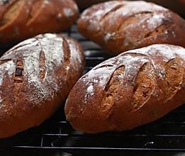 阳光番茄面包的做法