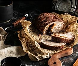 黑糖香芋软欧包的做法