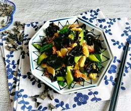 #全电厨王料理挑战赛热力开战!#快手家常菜木须肉的制作方法的做法