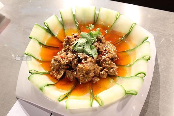 辣油腰片—《顶级厨师》参赛作品的做法