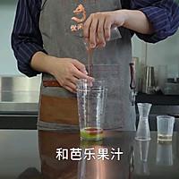 #炎夏消暑就吃「它」#芭乐柠檬,不一样的柠檬茶的做法图解4