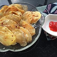 微波炉也可以烤香脆薯片