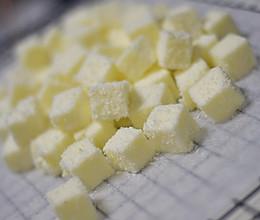 椰丝小方糕的做法