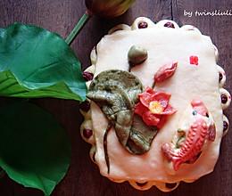 新年好彩头 花样面食枣花糕——吉庆有余#盛年锦食·忆年味#的做法