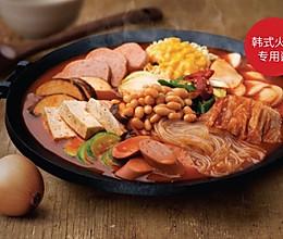 来自韩国的欧蕾·正宗韩式部队火锅·10分钟菜的做法
