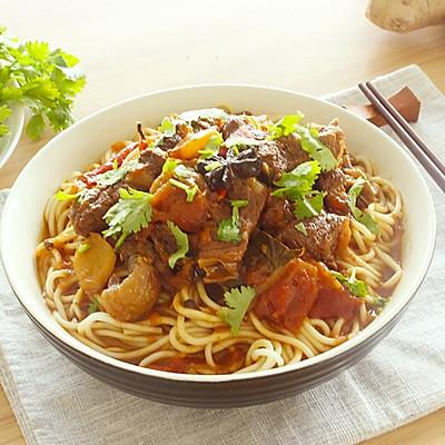 番茄牛腩面-好食到想要舔碗的做法 步骤16