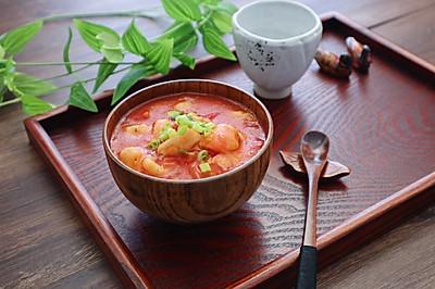 番茄龙利鱼,减脂期好帮手