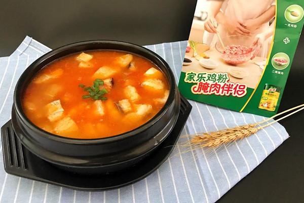 番茄龙利鱼#鲜有赞 爱相伴#的做法