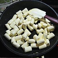 #520,美食撩动TA的心!# 五彩雪花酥的做法图解4