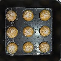微波炉玉米小饼干#美的微波炉菜谱#的做法图解12