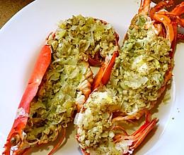 知味大龙虾的做法