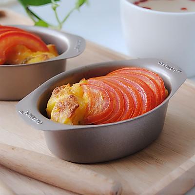 西红柿多士蛋