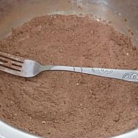 微波炉巧克力纸杯蛋糕的做法图解1
