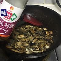 #新春美味菜肴# 紫苏炒小鱼干的做法图解3