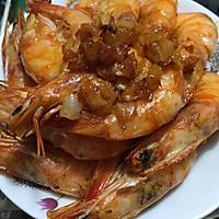 空气炸锅脆皮虾&蒜香烤虾