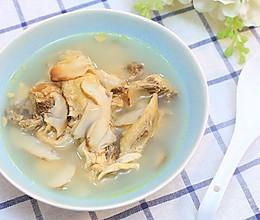松茸鸡汤—迷迭香的做法