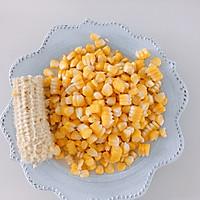 黄金玉米烙一根玉米的故事的做法图解1