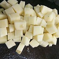 五花肉烧土豆的做法图解4