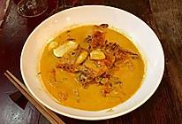 咖喱软壳蟹的做法