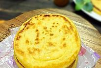 玉米糯米饼#急速早餐#的做法