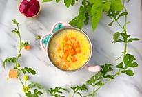 #秋天怎么吃#小米红薯粥的做法