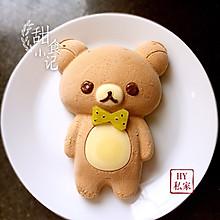 轻松熊巧克力慕斯