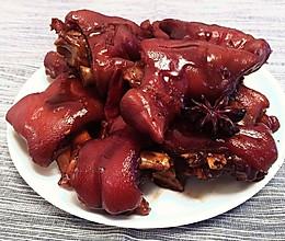 「迟の味」红烧猪脚 的做法