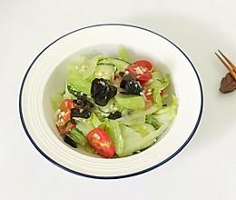减肥最爱吃这菜,食材丰富热量低,吃1盘顶饿,也不担心长肉的做法