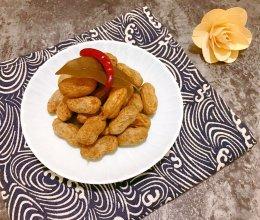 五香卤煮花生的做法